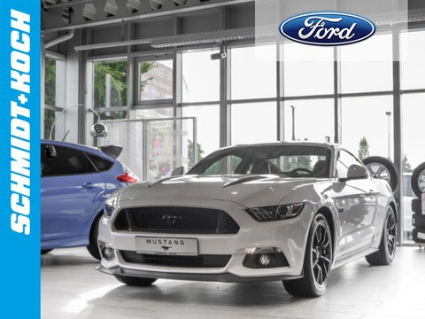 Ford Mustang 5.0 V8 GT Black Shadow Edition