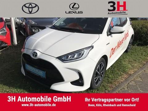 Toyota Yaris NG Hybrid Club inkl