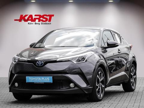 Toyota C-HR 1.8 Hybrid Team Deutschland