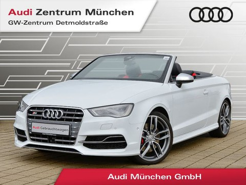 Audi S3 2.0 TFSI qu Cabriolet 19Zoll