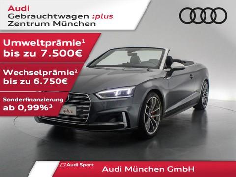 Audi S5 3.0 TFSI qu Cabriolet