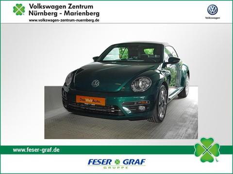 Volkswagen New Beetle 1.6 TDI Cabrio Design