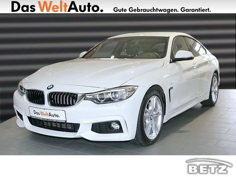 BMW 440 i Gran Coupé M-Sportinkl Servicepaket 3