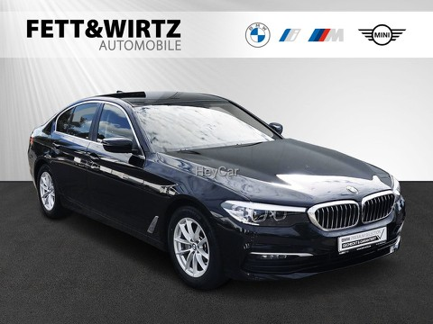 BMW 520 d xDrive NaviBus HiFi DA