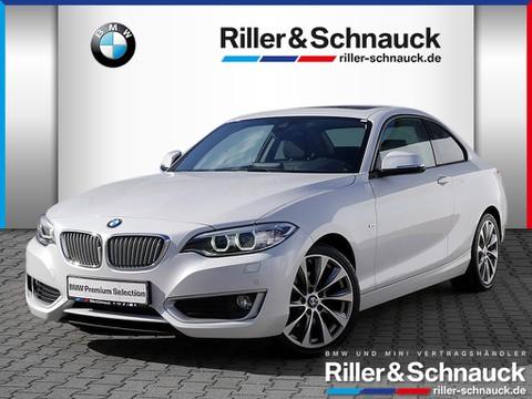 BMW 220 dA Coupe Modern Line