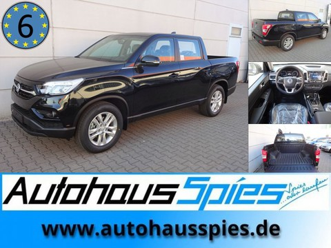 Ssangyong MUSSO 2.2 e-XDI Sapphire Supervision