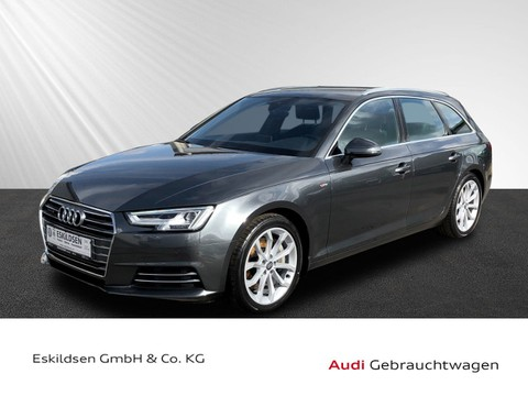 Audi A4 2.0 TFSI Avant S-Line