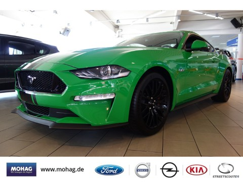 Ford Mustang 5.0 GT Fastback 450PS 1 AUTOMATIK