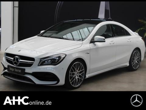 Mercedes-Benz CLA 45 AMG Coupé PerformanceAbgas Harman