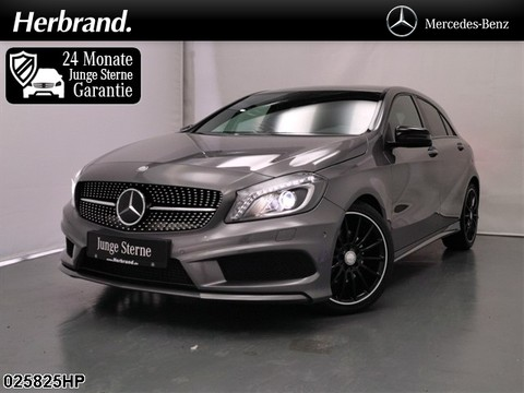 Mercedes-Benz A 200 BE AMG Line