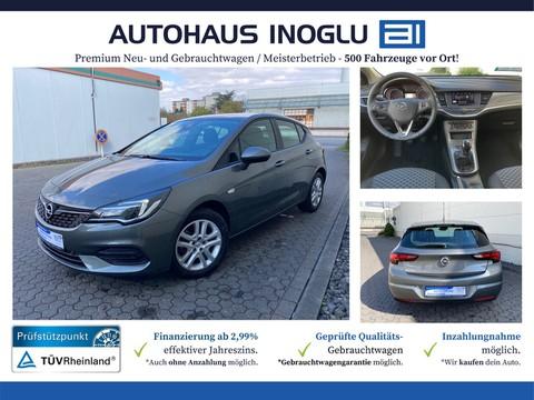 Opel Astra 1.2 K Multimedia Lenk Euro6d