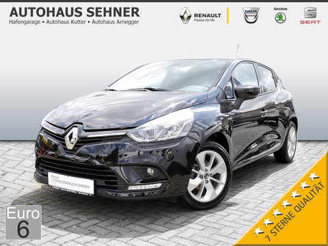 Renault Clio Energy Limited TCe 120