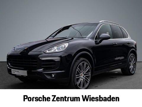 Porsche Cayenne Diesel Turbo