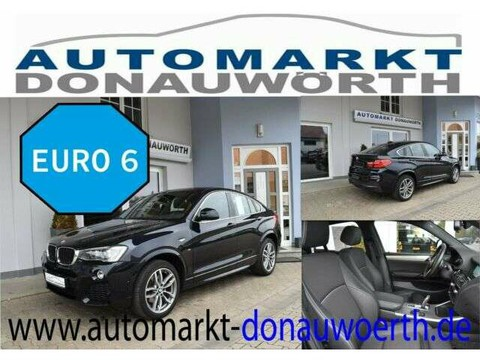 BMW X4 xDrive20d M-Sport GSD