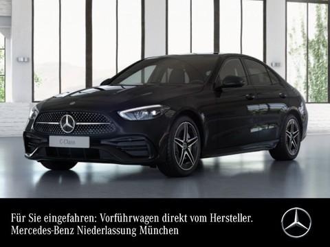 Mercedes-Benz C 200 AMG ° Night Spurhalt