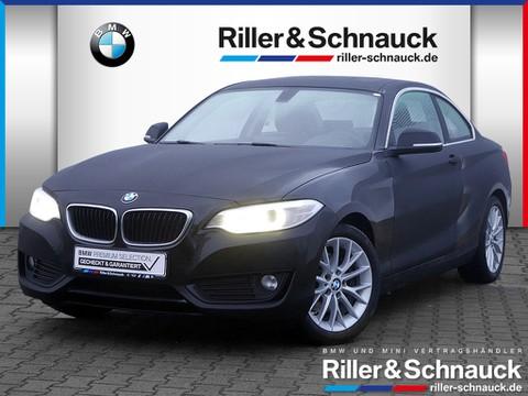 BMW 225 dA Coupe Innovation