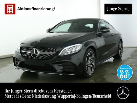 Mercedes-Benz C 180 Cp AMG Spurhalt SpurPak
