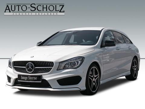 Mercedes CLA 220 d 4MA Shooting Brake AMG DISTRO