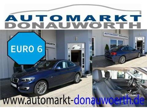 BMW 220 i Coupe Luxury Line