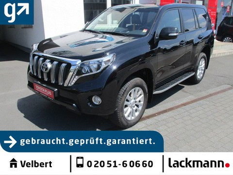 Toyota Land Cruiser 3.0 D-4D Automatik Executive