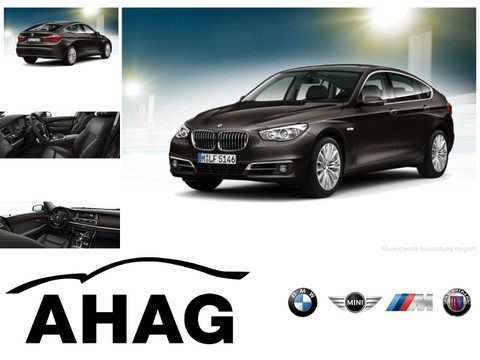 BMW 530 Gran Turismo GT Luxury Line Prof