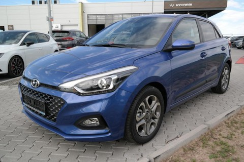 Hyundai i20 1.0 T-GDI blue Style