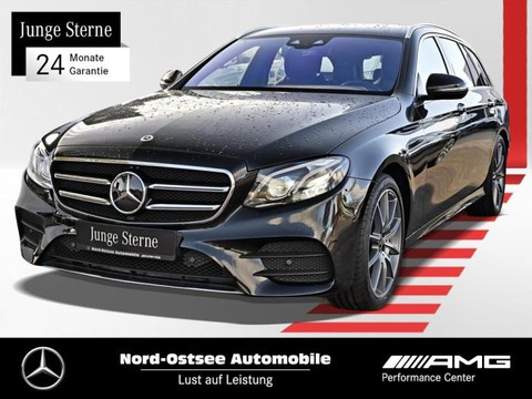 Mercedes-Benz E 200 T d AMG