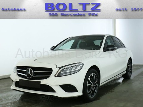Mercedes-Benz C 200 ENp 57000 Night Avantgard