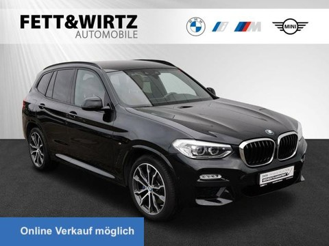 BMW X3 xDrive30d M-Sport 20 HiFi
