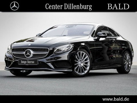 Mercedes-Benz S 400 Coupe AMG-Sport
