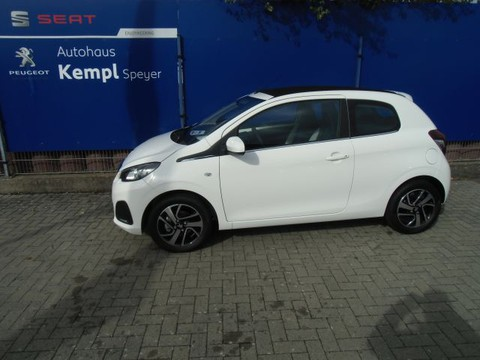 Peugeot 108 VTI 68 Top Active Felgen