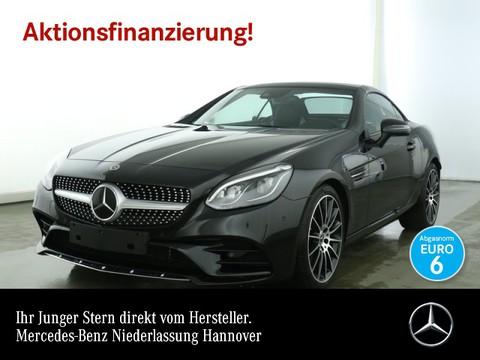 Mercedes SLC 300 AMG Line