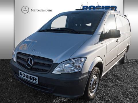 Mercedes Vito 110 Lang Holzboden