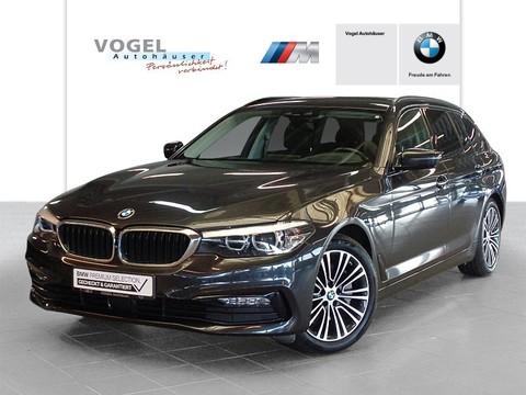 BMW 530 i Sport Line Prof Display Driving & Parking assistant Plus Ambientes Licht Sonnenschutzverglasung