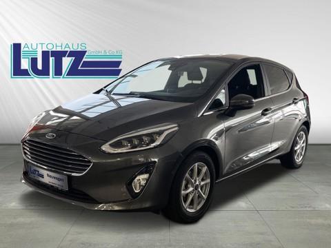 Ford Fiesta TITANIUM X 125PS HYBRID Online-Bonus