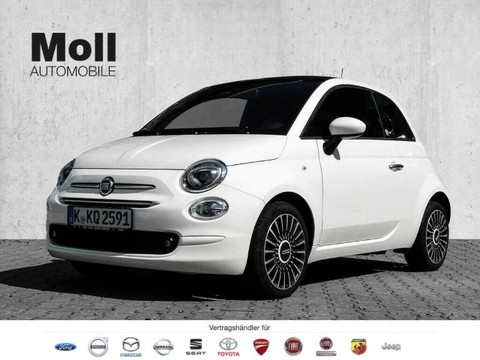 Fiat 500 Hybrid Launch Edition City