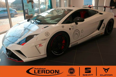 Lamborghini Gallardo LP570-4 E-Gear Squadra Corse 50Th