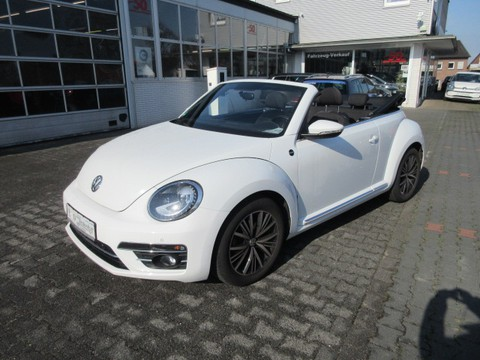 Volkswagen Beetle 1.2 TSI Cabriolet AP