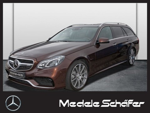 Mercedes E 63 AMG E 63 T AMG PanoDach BeoSound °