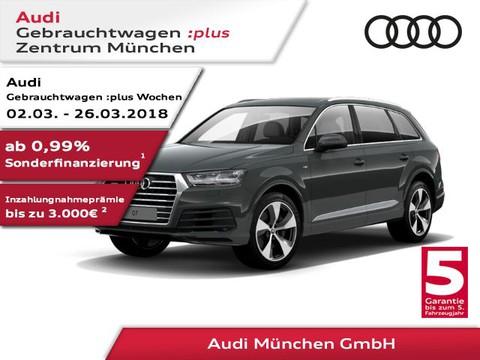 Audi Q7 3.0 TDI 3x S line Zoll