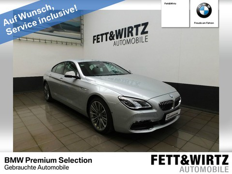 BMW 640 Gran Coupe Adaptive Drive HK