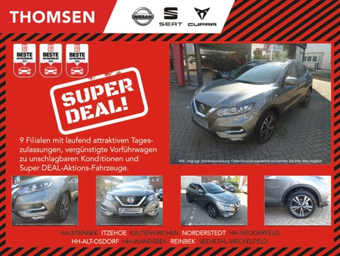 Nissan Qashqai 1.3 DIG-T N-Connecta 160PS PGD