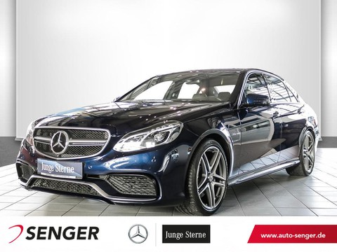 Mercedes E 63 AMG Drivers-Package