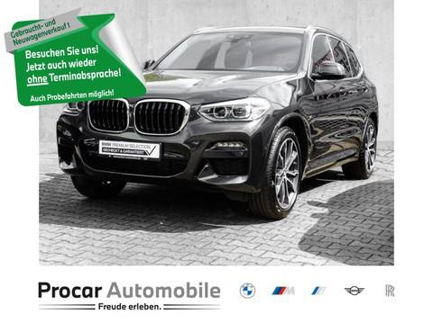 BMW X3 xDrive30i M SPORT H K KMERA 20ZOLL