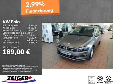 Volkswagen Polo 1.0 TSI Comfortl APP