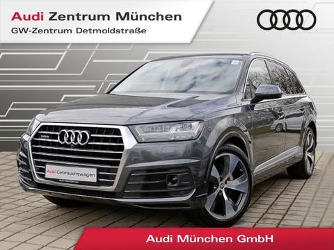 Audi Q7 3.0 TDI qu S line Assistenz Technology DesignSelection 21Zoll