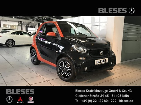 smart ForTwo 66kW turbo twin prime
