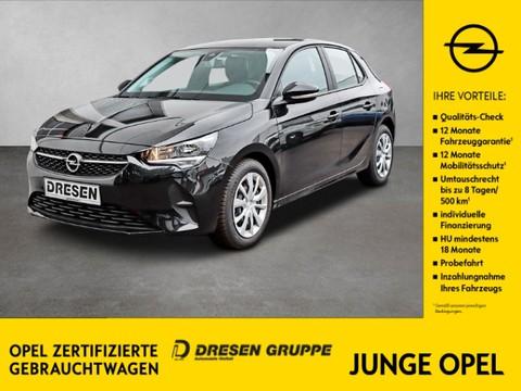 Opel Corsa 1.2 F Edition Turbo EU6d Verkehrszeichenerkennung