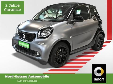 smart ForTwo cabrio electric drive Prime