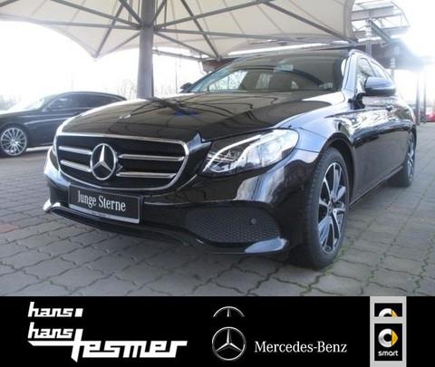 Mercedes-Benz E 220 d T Avantgarde Nigth LES